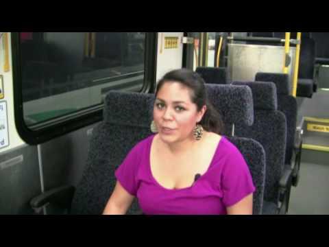 Take a peek inside the Express bus
