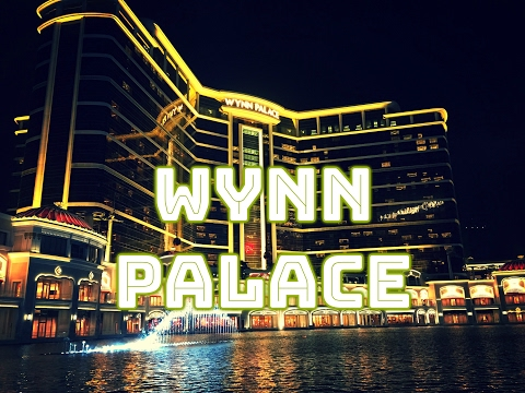 [HD] Walkthrough of Macau's New Wynn Palace Casino Resort