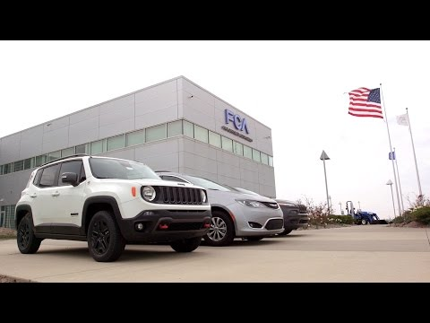 Fiat Chrysler Automobiles Tipton Transmission Plant, Indiana