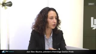 """""""En Europe, le marché du luxe progresse grâce au consommateur chinois"""" Jean Marc Maurice, Hermita"""