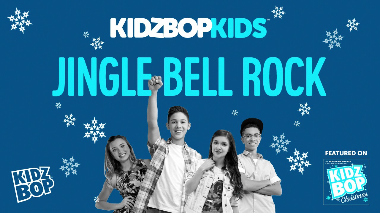 KIDZ BOP Kids - Jingle Bell Rock (KIDZ BOP Christmas) - YouTube