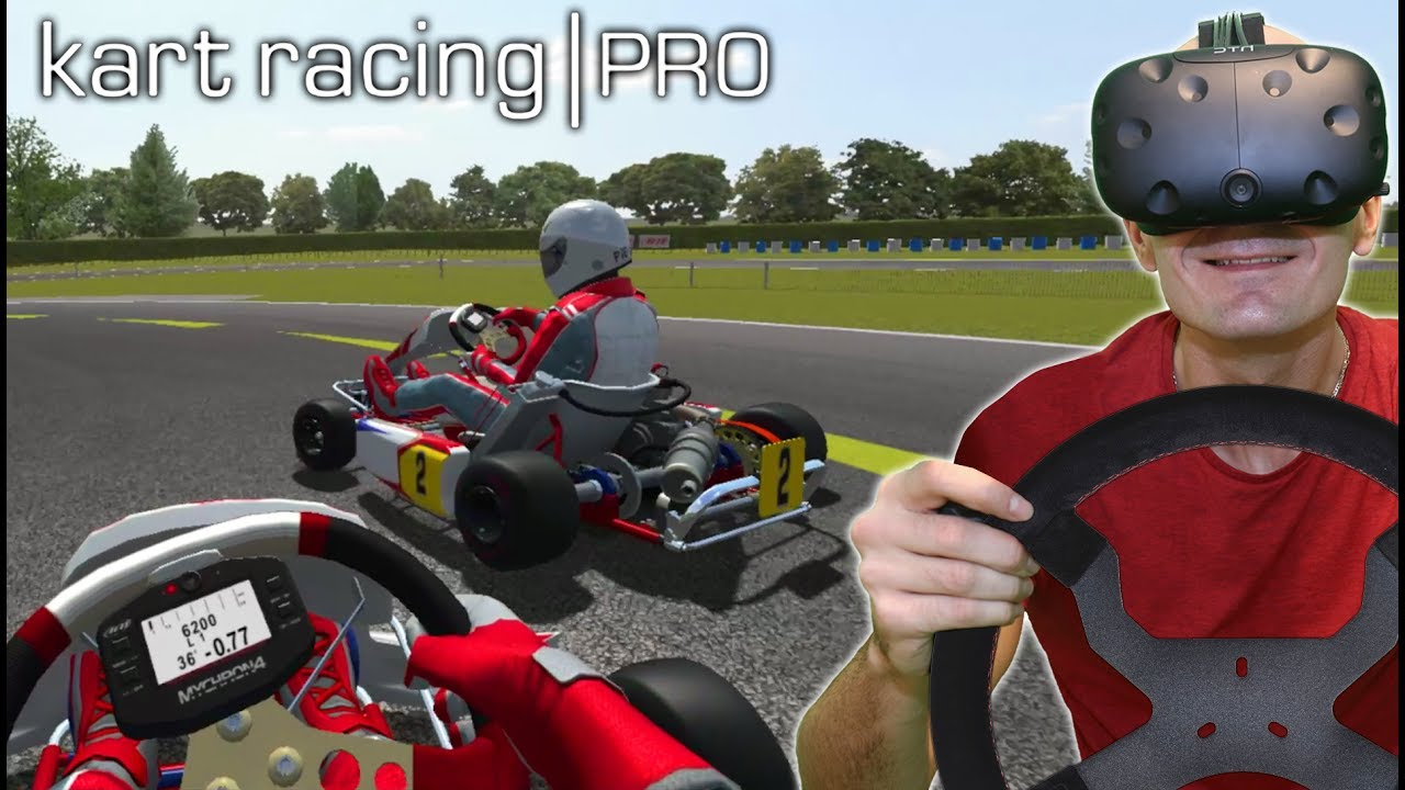 go kart racing simulator