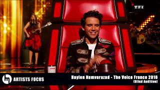 [MusicDiffusion Artists Focus] Haylen Namvarazad - The Voice France 2016 (Blind Audition)