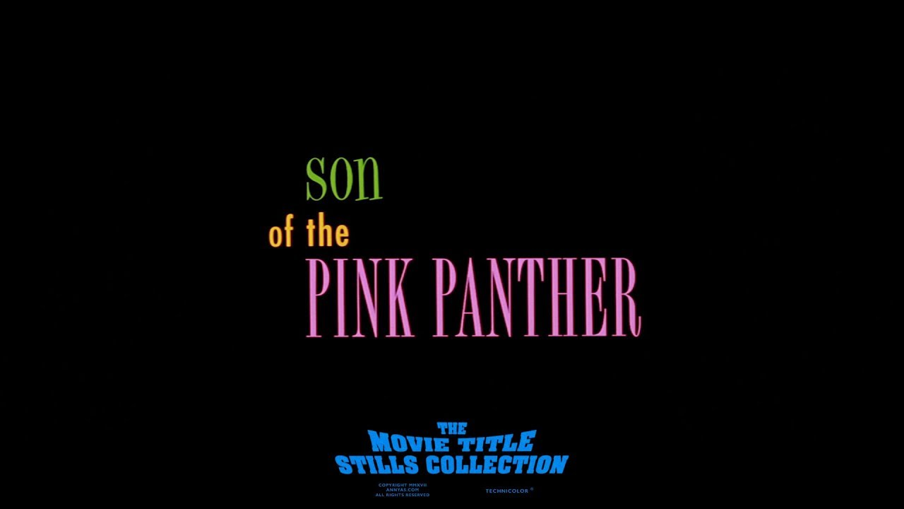 son of the pink panther 1993