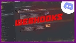 Webhooks Discord Tutorial | Deutsch/German | RSS-Feed in Discord posten lassen