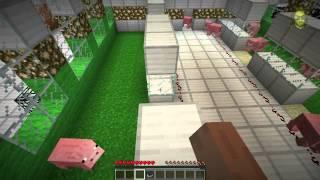 Minecraft - Сегодня мы паркурим - Серия 2