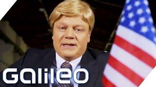 Wer ist Donald Trump?   Galileo Lunch Break
