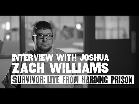 Zach Williams - Interview With Joshua (Live From Harding Prison)