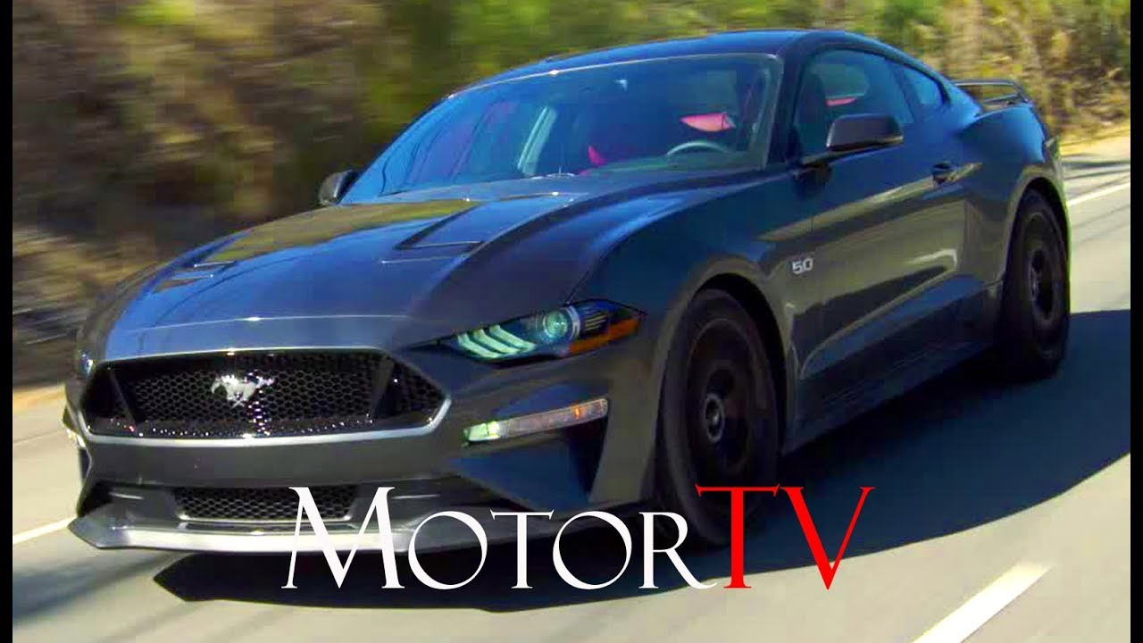 ford mustang coupe    hp  driving scenes  clip youtube