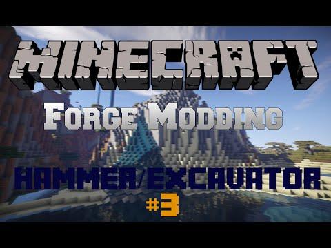 Hammer/Excavator #3 - Minecraft Forge Mods Programmieren #28 [1.8] [German Tutorial]