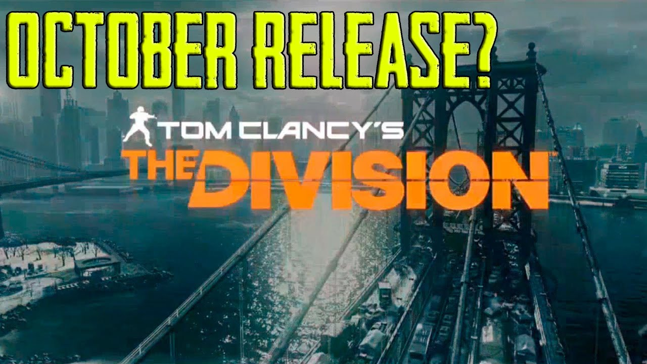 Tom clancy's the division release date in Sydney