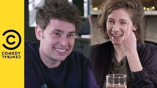 What's the Most British Swear Word? | Pie And A Pint: Sarah Keyworth & Brennan Reece