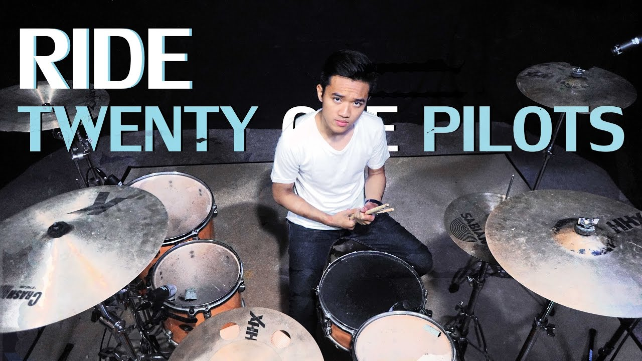 Ride - Twenty One Pilots - Drum Cover - Ixora (Wayan)