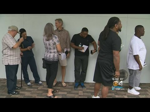 South Florida Early Voting To Culminate Sunday With 'Souls To The Polls'