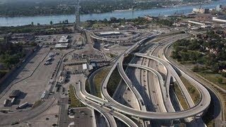 Mdot Finishes Vital Project Linking Us And Canada