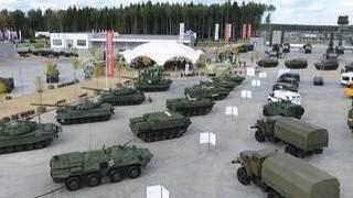"""Форум """"Армия-2016"""": качество российского оружия достигло нового уровня"""