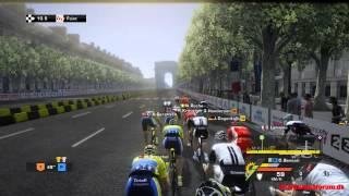 Tour De France 2014 - PS4 - Stage 21 [ Paris ] Kittel take final sprint