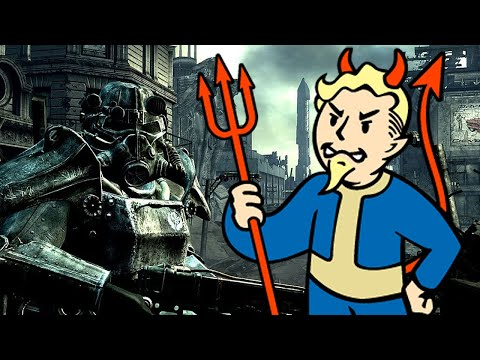 The Most Evil Choice That Fallout Let You Get Away With