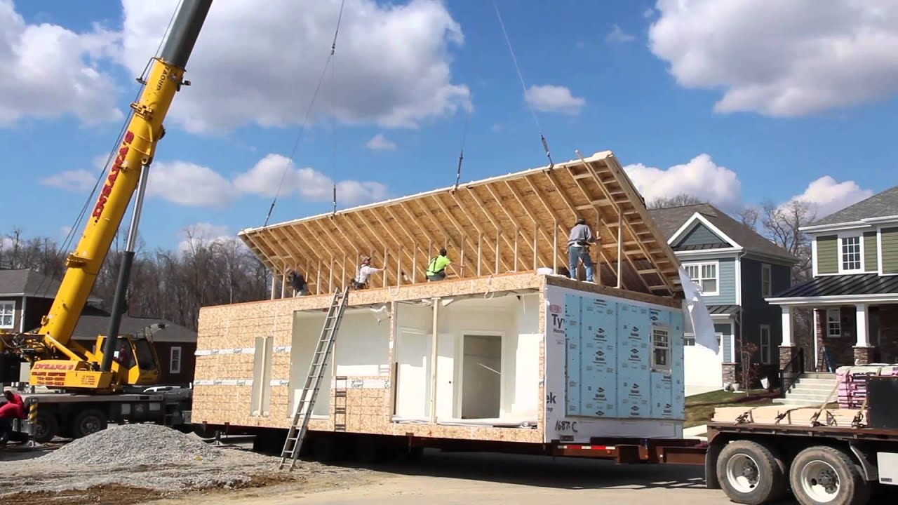 custom modular home construction pittsburgh pa youtube