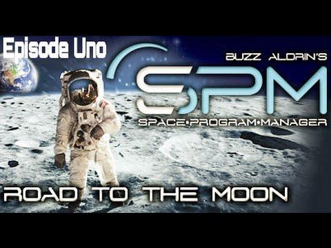 Buzz Aldrin's Space Program Manager - Pilot Episode, get it? Pilot, nvm... |