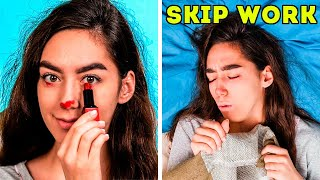 40 SNEAKY HACKS THAT WILL SAVE YOUR LIFE!