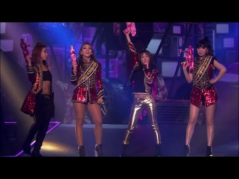 2NE1 - 'CLAP YOUR HANDS' + 'PRETTY BOY' + 'DON'T STOP THE MUSIC' LIVE PERFORMANCES