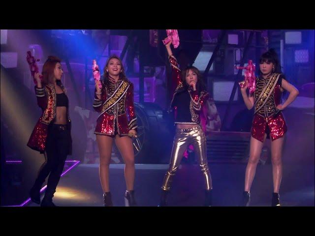 2NE1 - 'CLAP YOUR HANDS' + 'PRETTY BOY' + 'DON'T STOP THE MUSIC' LIVE PERFORMANCES