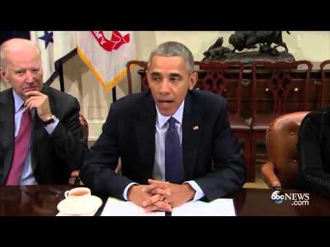 Obama: 'America's Pretty Darn Great Right Now'