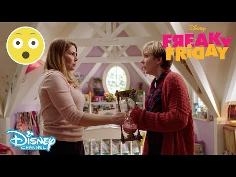 Freaky Friday | New Trailer ⌛️ | Official Disney Channel UK