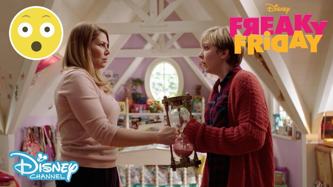 Freaky Friday New Trailer Official Disney Channel Uk