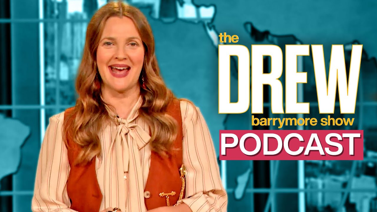 Introducing the Drew Barrymore Show Podcast
