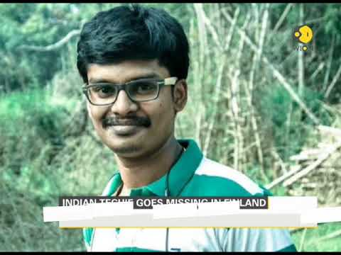 Indian techie goes missing in Finland's Helsinki