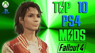 Fallout 4 Top 10 BEST Playstation 4 MODS. Fallout 4 top ten playsta...
