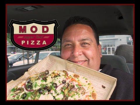MOD Pizza review...