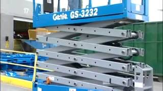 видео Аренда подъемника Genie GS-5390RT