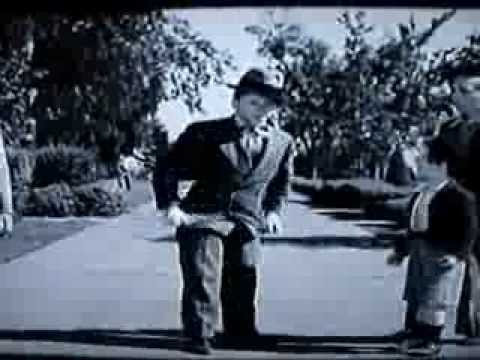 Mickey Rooney Proves one of first original B-Boys/Boys Town 1938