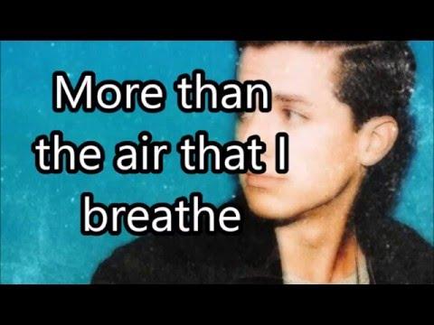 Dangerously - Charlie Puth - Lyrics