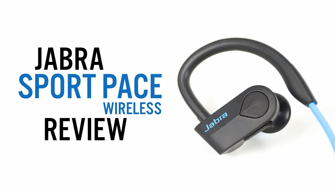 Jabra Sport Pace Review - YouTube