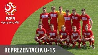 U-15: Skrót meczu Polska - Finlandia 5:0