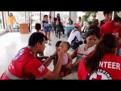 UNICEF vaccination campaign in the Philippines