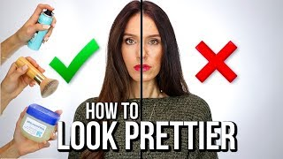 15 Clever Tricks To INSTANTLY Look Prettier!
