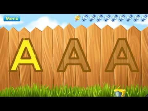 alfabeto para niños aprender letras abecedario aplicaciones en