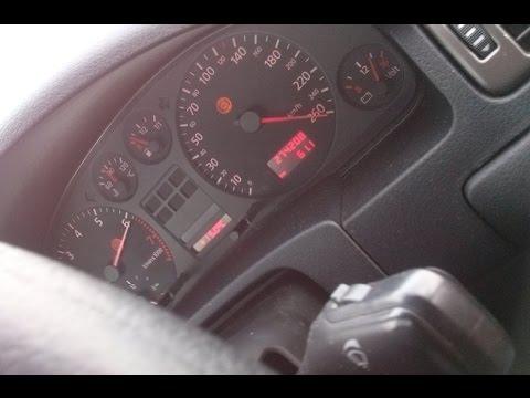 Audi A6 C5 28 V6 260 Kmh Lpg Top Speed Max Manual смотреть прямо