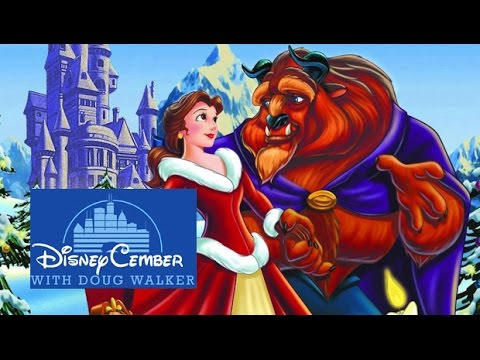 Beauty and the Beast: The Enchanted Christmas - Disneycember 2015