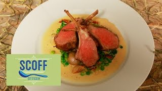 Hay-smoked Lamb With Redcurrant Glaze   Winter Warmers S3e6/8
