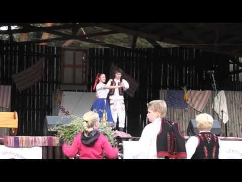 Detský folklórny festival Mravenec 2012