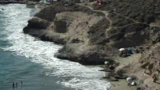 Playa de la Caleta, Adeje.
