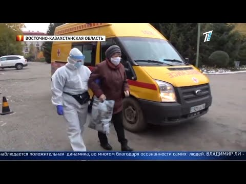 Снятие локдауна и новые вспышки вируса: ситуация с COVID-19 в Казахстане