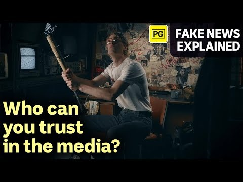 Which News Sources Can Be Trusted? - FAKE NEWS EXPLAINED