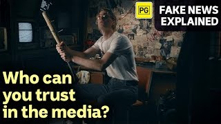 Which News Sources Can Be Trusted? - BTN Media Literacy